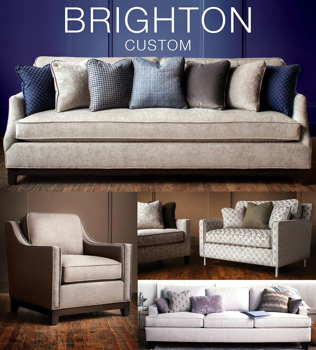 Introducing The Brighton Collection We Are Excited To Introduce Brighton,  The Newest Collection From Hallagan.