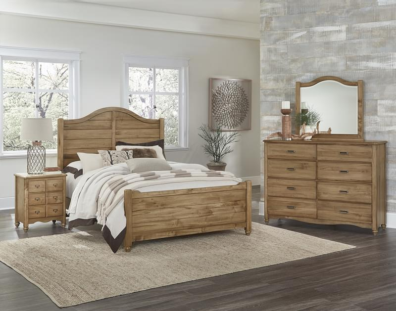 Solid Wood American Made Bedroom  On Sale this June