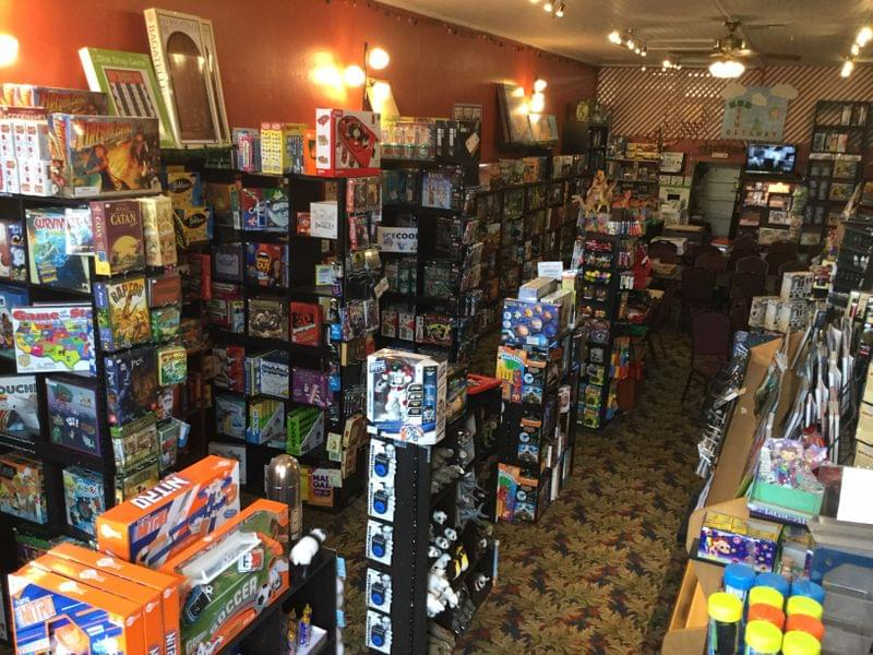 Spotlight on The Game Getaway, A Game Store With A