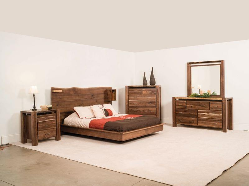 Live Edge Furniture   Woodu0027s Natural, Rustic Beauty Made Into Gorgeous  Custom Made Furniture Pieces