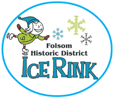 Folsom Historic District Ice Rink