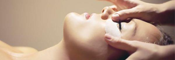 Restorative herbal facial massage