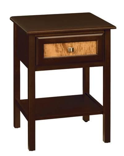 Bayview 1 drawer nightstand tn