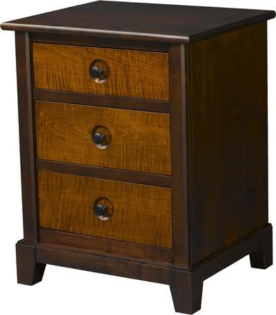 Chesapeaka 3 drawer nightstand tn