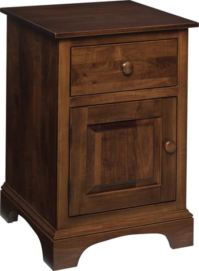 Milroy 1 drawer nightstand