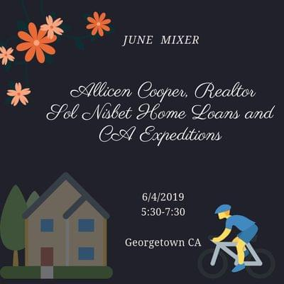 June 2019 mixer