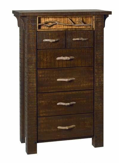 Glen arbor 6 drawer chest tn