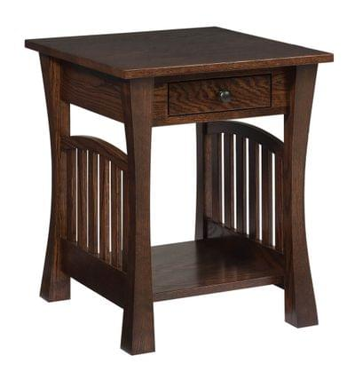 8500 end table w drawer tn