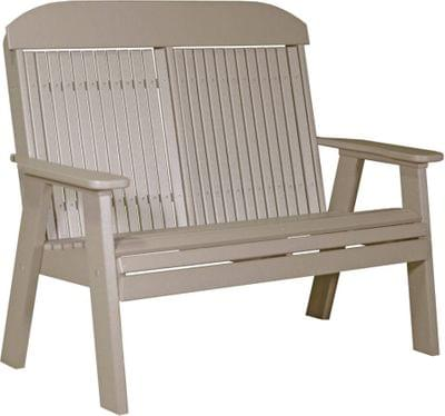 4cpbww 4 classic poly bench weatherwood copy
