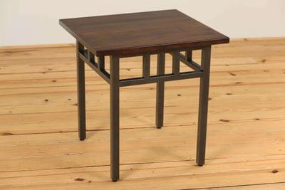Mixed mission end table