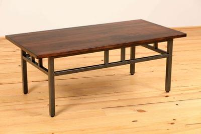 Mixed mission coffee table