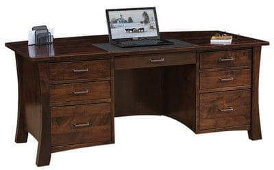 Lexington executive desk