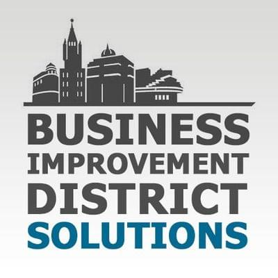 Business improvement district logo