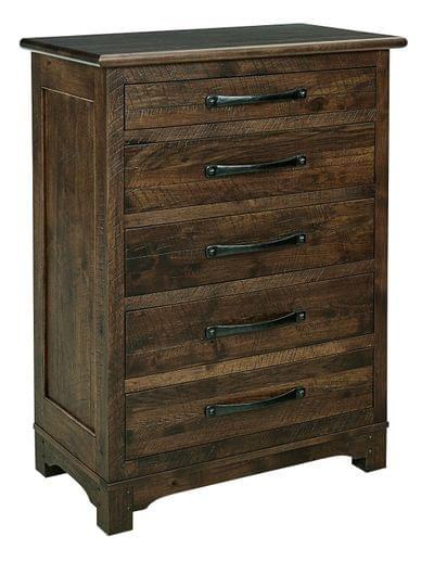 Farmhouse chest 5drw