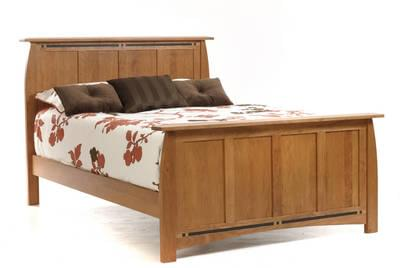 Vyt556qn vineyard panel queen bed