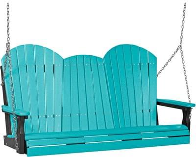5apsabb 5 adirondack poly swing aruba blue black copy