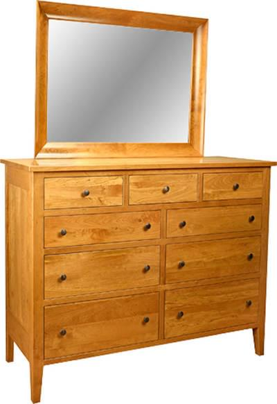 Cs 1657 tall dresser with mi 563 mirror%20(1)