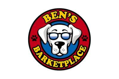 Ben's barketplace logo