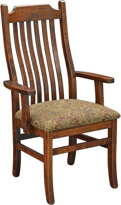 Easton pike premium arm chair