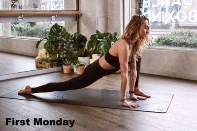 Pilates 1st mondays