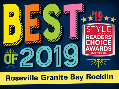 Best of 2019 readers choice awards roseville granite bay rocklin