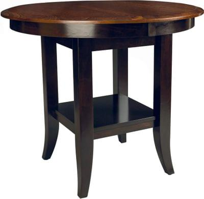 Christy round dining table tn
