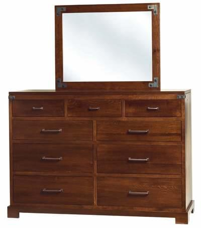 Mary ann 9 drawer dresser tn