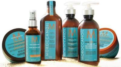 Moroccan oil store products