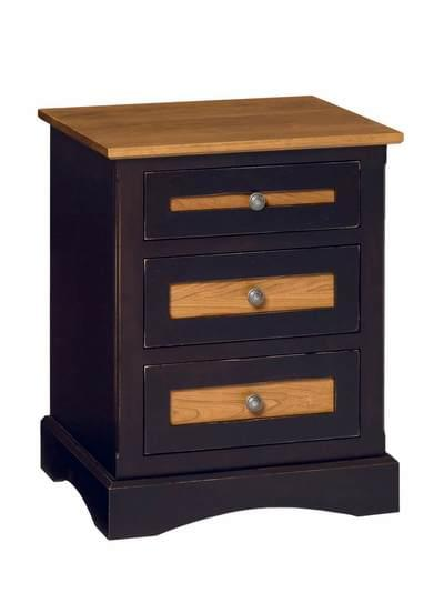 Montpelier 3 drawer nightstand tn