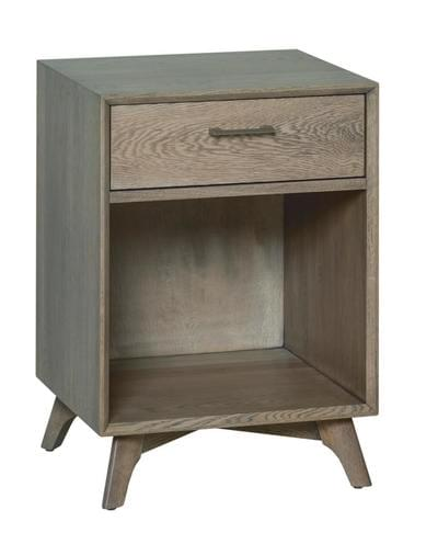 South beach 1 drawer nightstand tn