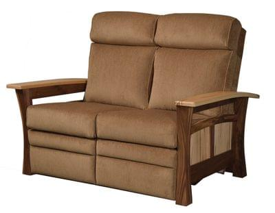 8675  loveseat recliner