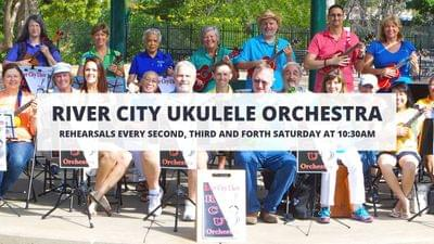River city ukulele orchestra