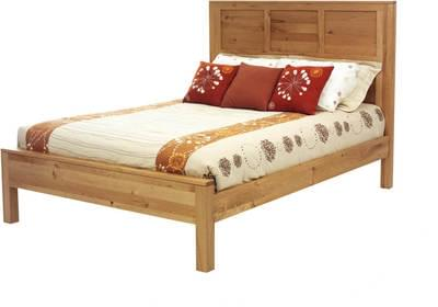 Lw1045qn lynnwood panel bed
