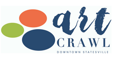 Art crawl for featured events on website
