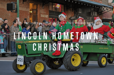 Lincoln hometown christmas