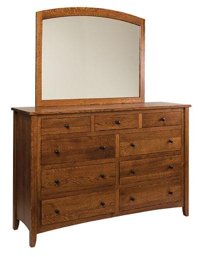 Jk 302%20jackson%20tall%20dresser%20with%20jk 310%20mirror%20(distressed)