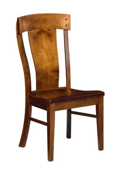 Provincial cottage side chair 2 tn