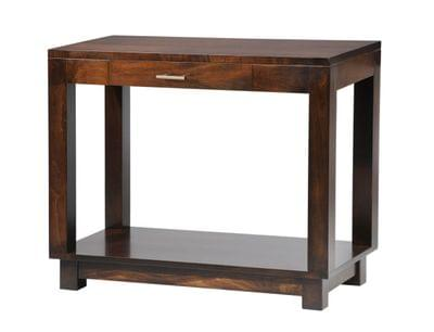 539 urban sofa table new w drw tn