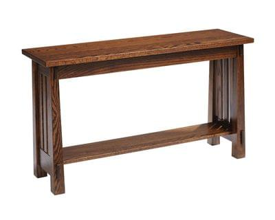 4575 country mission sofa table