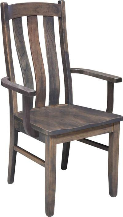 Greenfield arm chair