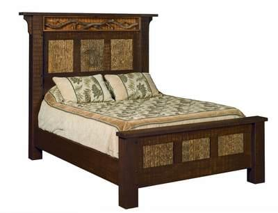 Glen arbor panel bed tn tn