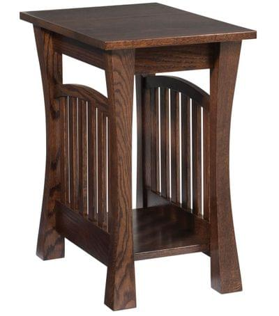 8500 chairside end table tn