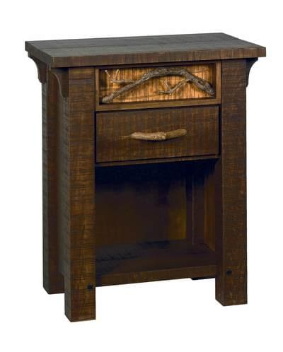 Glen arbor 1 drawer nightstand tn