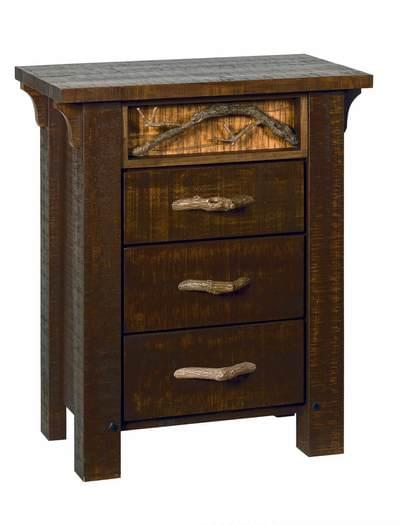 Glen arbor 3 drawer nightstand tn