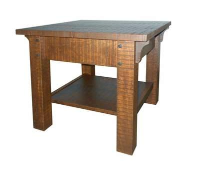 Glen arbor end table tn