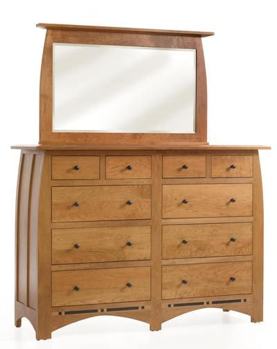 Mft566dr mft 552mr vineyard high dresser mirror