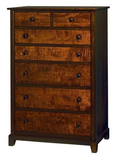 Chesapeaka 7 drawer chest tn