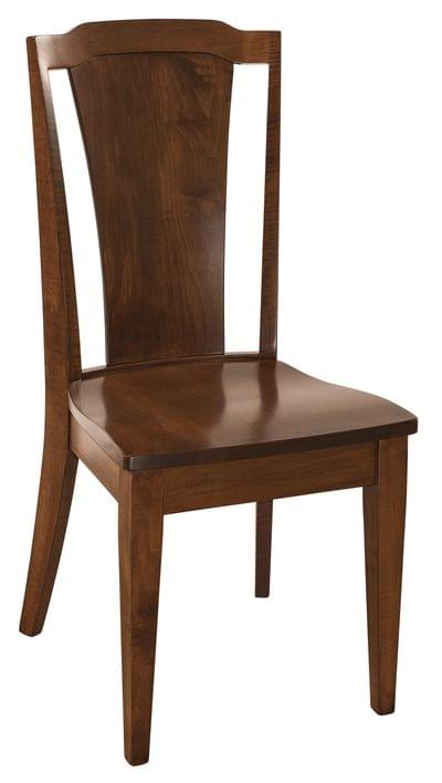 Rh charleston sidechair