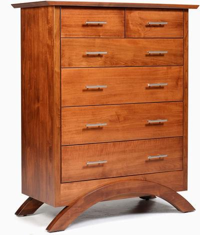 Rubecca parke 6 drawer chest 1402 rpsd tn tn