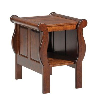 3500 sleigh end table tn